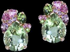 Boucles d'oreilles - Or 18k
