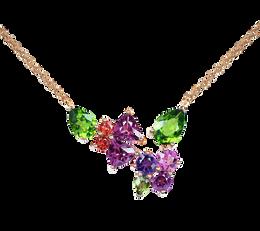 Eden necklace - 18k Pink Gold