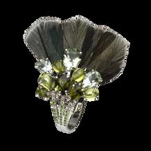 Panache ring - 18k White Gold