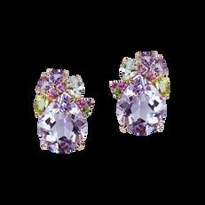 Eden earrings - Rose de France 18k Pink Gold