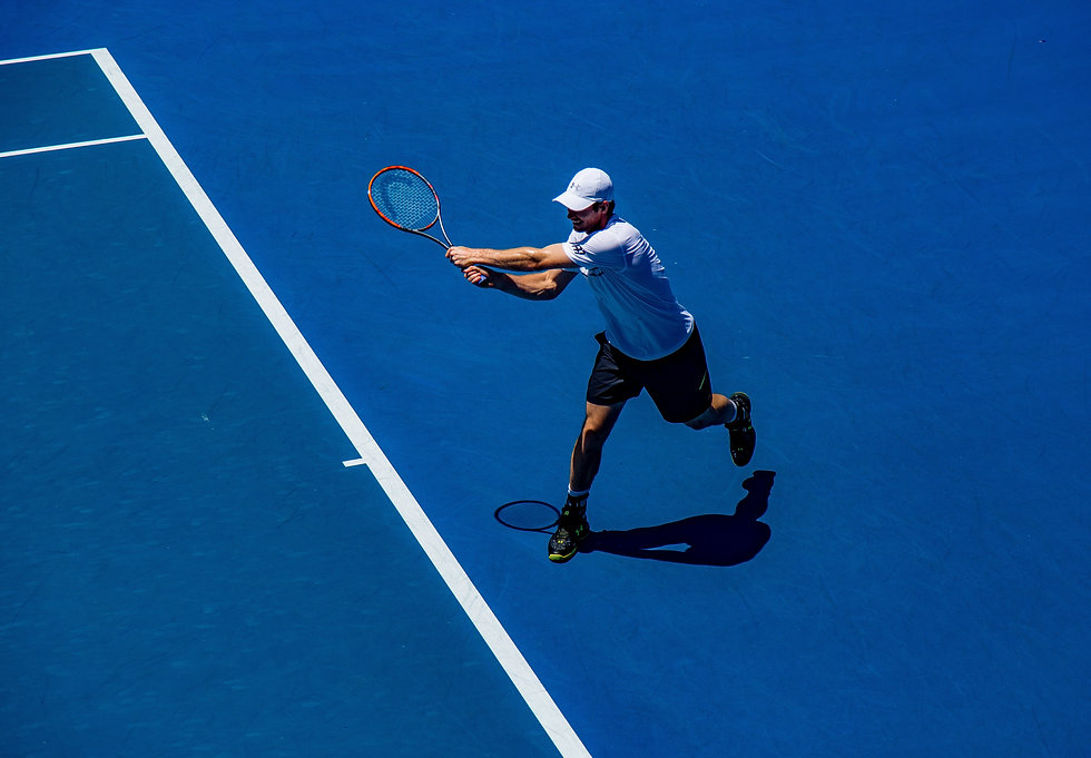 match de tennis