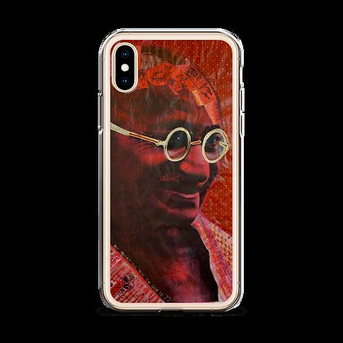 Samsung Case - Mohandas Karamchand Gandhi - by Schirka El Creativo
