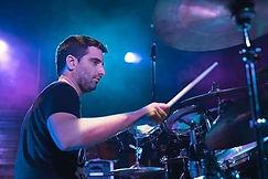 Nuestro baterista,  Pablo Pucheta.jpg