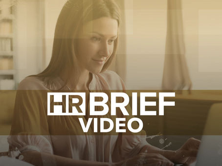 HR Brief Newsletter - October 2021