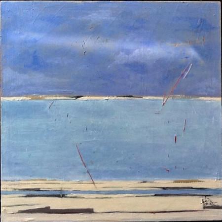 sea salt- Acrylic on canvas 1m x 1m.JPG