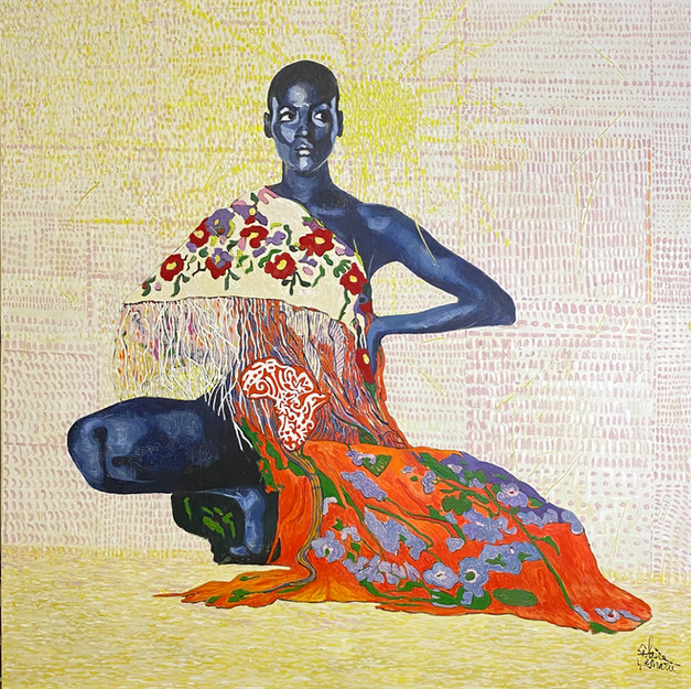 Into The Womb Of Africa (Qhawekazi = woman of courage )