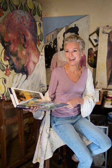 Claire Denarie artist