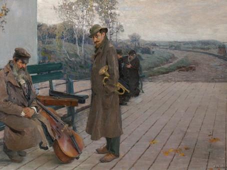 Украденный музей художника Г. Светлицкого