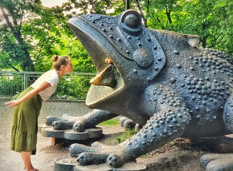 Чем заняться в Киеве в ИЮЛЕ
