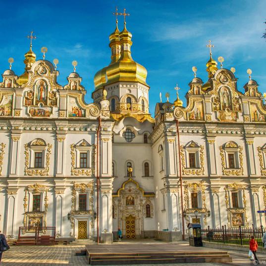 Mosteiro-das-Grutas-Pechersk-Lavra-Kiev-