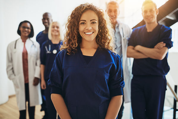 Skilled and licensed medical professionals seeking job opportunities and employment in home healthcare