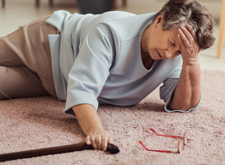 Fall Prevention - 3 Risk Factors and Implementing Interventions