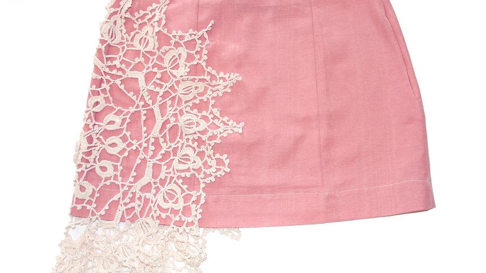 Cinderella Crochet Skirt