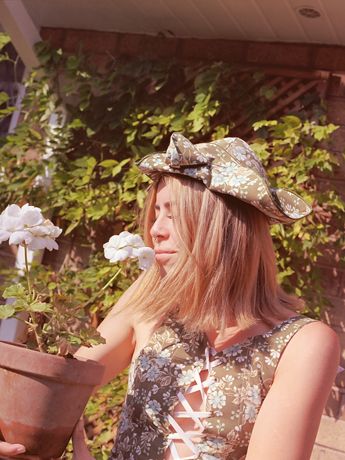 Woodland Tricorn Hat