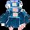 Thumbnail: Tarot Tie Dress