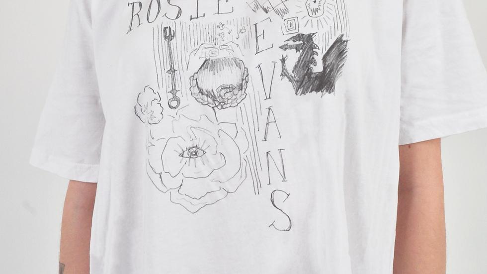 Rosie Evans T-shirt *PRE-ORDER*