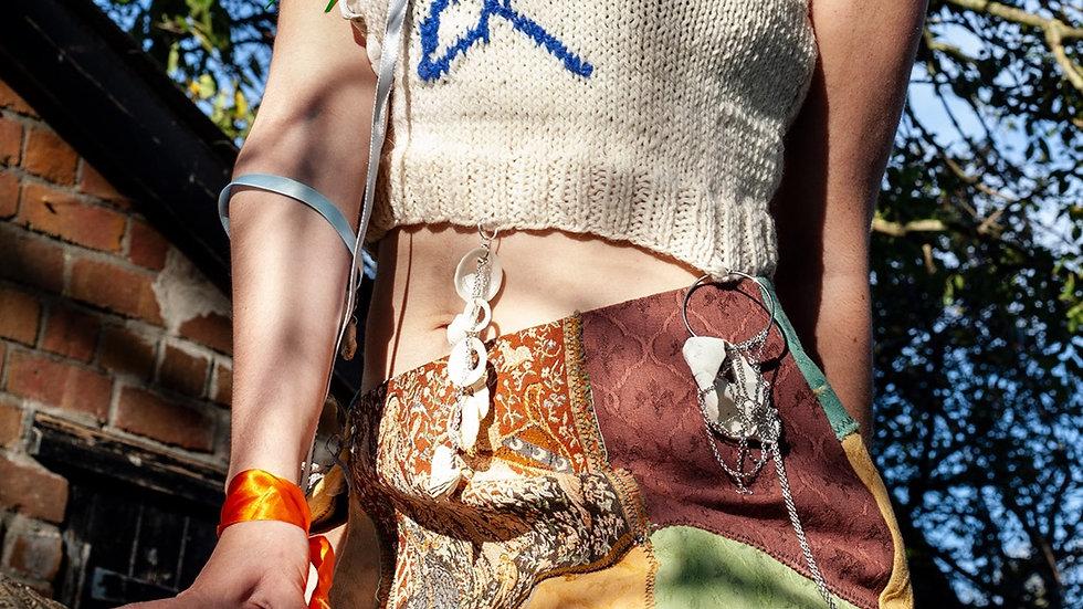 Patch Unicorn Skirt
