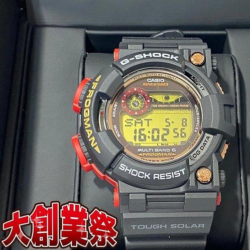 カシオ G-SHOCK 限定 フロッグマン GWF-1035F 電波ソーラー