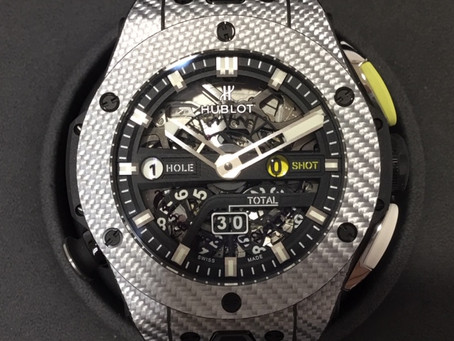 ウブロの腕時計 買取!!
