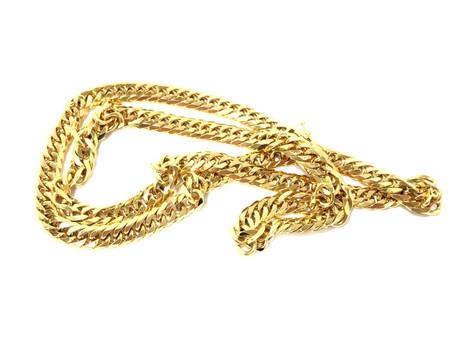 金のネックレス買取!