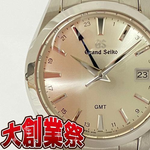 グランドセイコー SBGN011 GMT 9F86-0AF0 デイト クォーツ