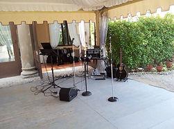 strumentazione musicale matrimoni