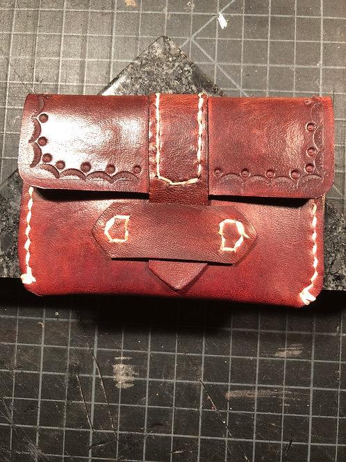Sheepskin Card Wallet