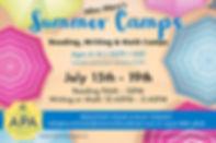 Summer camps 2019 - Facebook Size.jpg