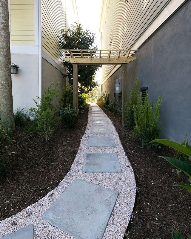 Path to somewhere! Completed by stacks nursery!