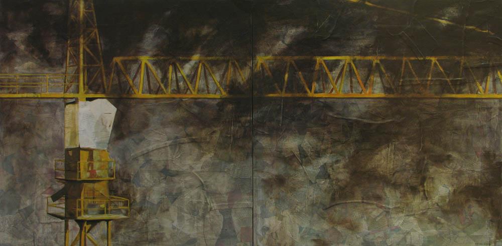 Untitled (crane VIII)