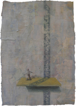 Untitled (crane IV)