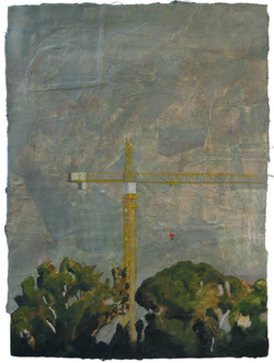 Untitled (crane V)