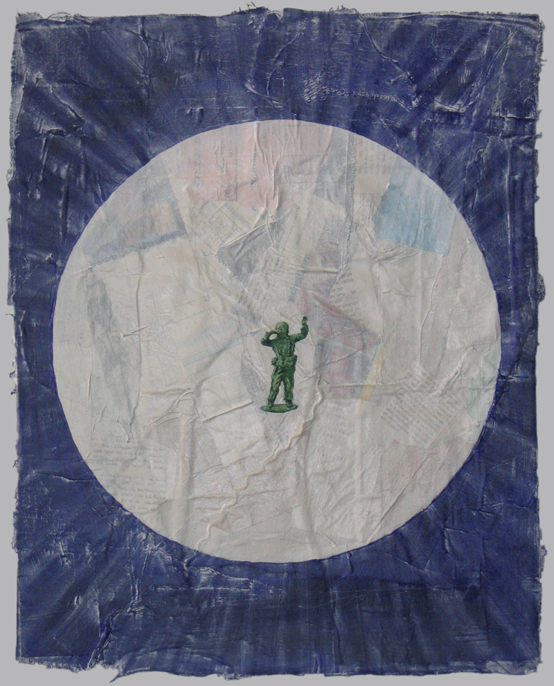 Untitled (Soldier in circle)