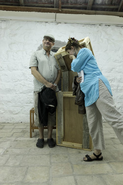 Have Your Photo Taken With a Leper
