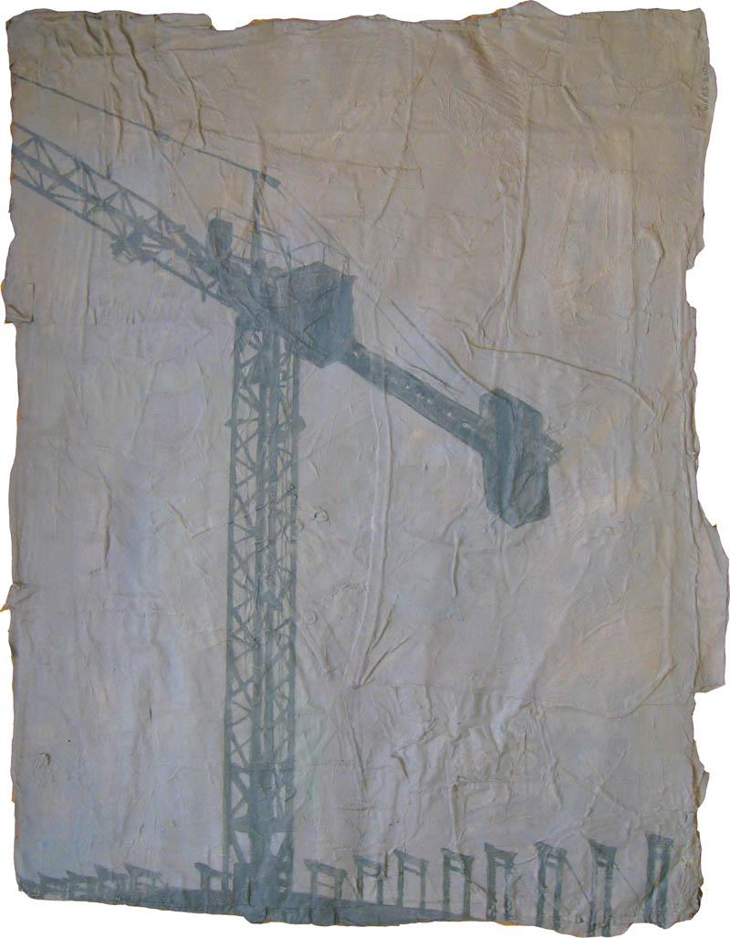 Untitled (crane II)