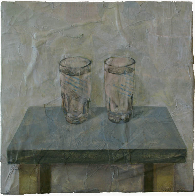 Untitled (two glasses)