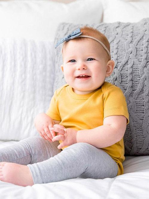 Organic Baby Classics Short Sleeve Bodysuit