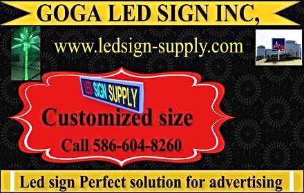 LED SIGN SUPPLY