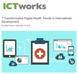 Transformative Digital Health Trends