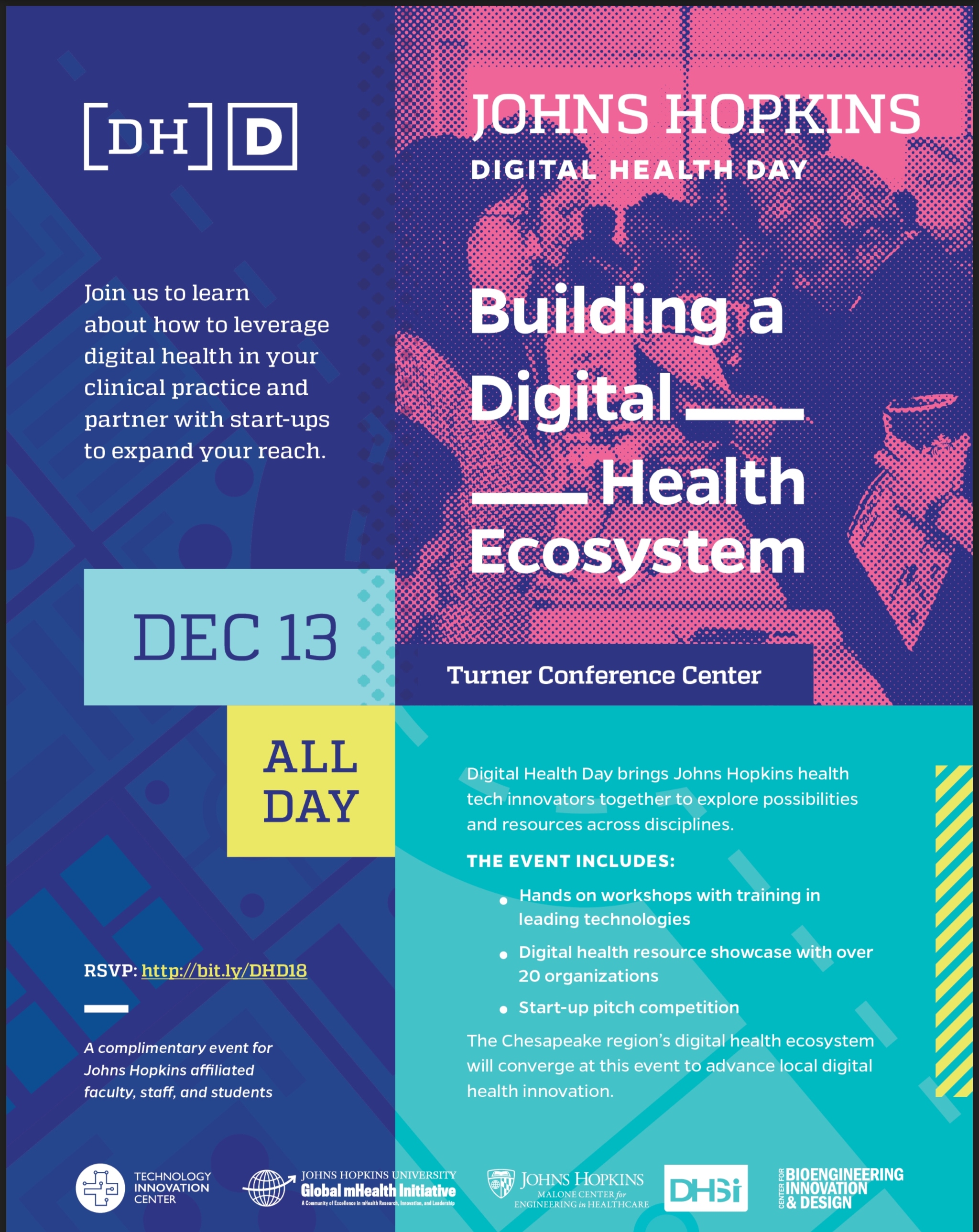 Johns Hopkins Digital Health Day