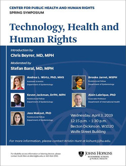 Technology, Health and Human Rights