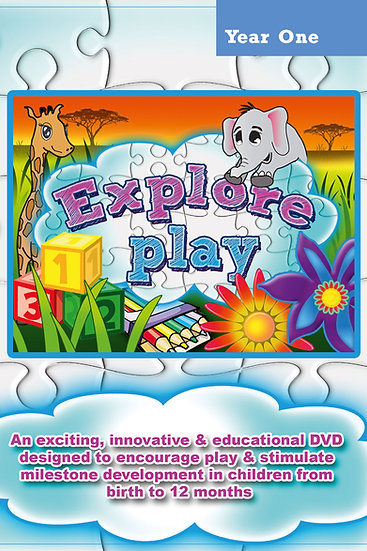 Explore Play : Birth to 12 months