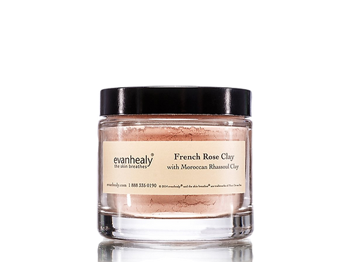 EVANHEALY French Rose Clay Mask