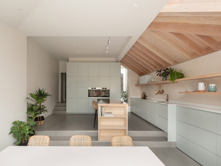 Combined Kitchen Dining Rooms [pros and cons]