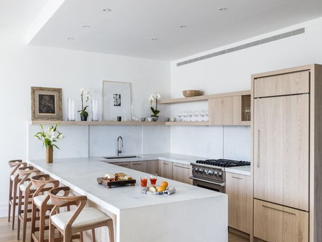 Fresh Looks For Your All Wood Kitchen