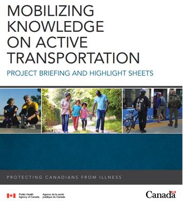 Mobilizing Knowledge on Active Transportation