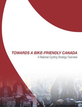 Vélo Canada Bikes National Cycling Strategy