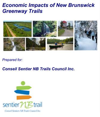 Economic Impacts of NB Greenway Trails