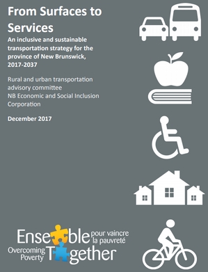 An inclusive and sustainable transportation strategy for New Brunswick