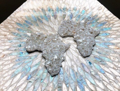 All That Glitters is Gold: Africa Coasters